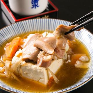 郷土料理と秋田県産食材を使った料理の数々