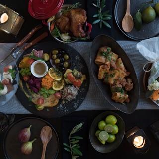 <ロコイタリアン>ハワイ由来の食材