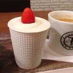 マザーリーフ ティー スタイル - 可愛いショートケーキ♡