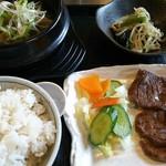 北海道ジンギスカンと炭焼牛タンの店 廣 - 牛たん定食