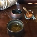 おびひろ縹 - そば茶でブレイク