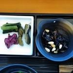 美先 - [料理] 前菜4種 全景♪w