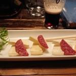 RICHMOND - チーズ盛り合わせ