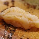 鮨 福原 - 北寄貝