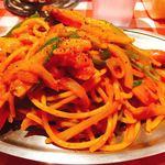 スパゲッティーのパンチョ - ナポリタン野菜増し790円