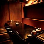 熊野地鶏みえじん - 居心地の良い空間で、5~10名様の小団体様向け個室