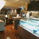 ボンカフェ - お店内観