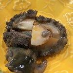鮨 まつ本 - 料理写真:蒸し鮑