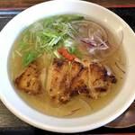 全力 - 鶏塩ら~麺