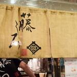 麺屋 藤しろ - 暖簾
