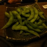 薩摩日和 - 枝豆616円