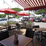 IL Gelato Cafe - オープンテラス席