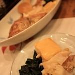 和どころ拓 - のどぐろと豆腐とワカメ
