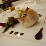 レストラン ラ トゥール - 魚料理