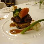 レストラン ラ トゥール - 肉料理