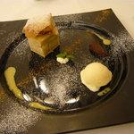 レストラン ラ トゥール - デザート
