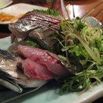 茅ヶ崎 海ぶね 楽園 - お魚も新鮮です!