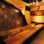 青木鮮魚店 - 大人数でのご会合・ご宴会が利用できる個室あります!