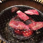 焼肉 くらべこ - 2017年11月30日  カルビ・ロース