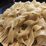 らぁ麺 すぎ本 - 新麦のモチモチ麺