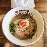 ラーメン バードマン - White Chicken