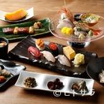 おたる政寿司 - 自慢の魚介を思う存分味わえる『おまかせ刺身コース』