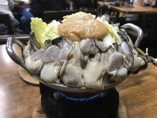 すき焼・鍋物 なべや - かきみそ鍋