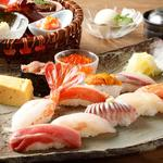 おたる政寿司 - ランチ:小樽4,980円(税抜)