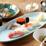 おたる政寿司 - ランチ:花一華2,980円(税抜)