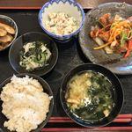 農村レストラン 筑膳 - 11月 生姜ご飯