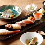 おたる政寿司 - ランチ:牡丹4,980円(税抜)