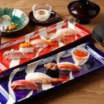 おたる政寿司 - 政10,000円(税抜)