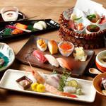 おたる政寿司 - 余市12,000円(税抜)