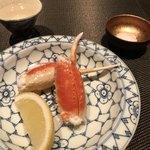 CRAB canni sienne 北新地 - 蟹の爪