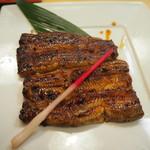 焼鳥・海鮮料理 鳥忠 - 三河産の蒲焼2200円