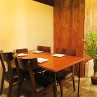 テーブル席(4名様用)