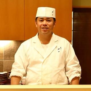 笹田秀信氏(ササダヒデノブ)―日本料理の静謐な美しさを伝える
