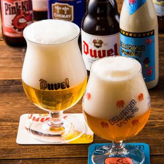 ビールが苦手でも大丈夫◎ベルギービールの世界へようこそ!