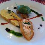 7731038 - ル・コックランチの前菜。