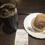 ビナスタカフェ - セットにすると¥650ですよー