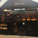 ビナスタカフェ - 小さな店です