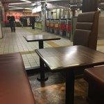 ビナスタカフェ - 目の前には千里中央駅改札がありますよー