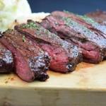 肉と日本酒 ゴッツジェイズ - BA牛ハラミ