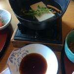 リフレッツ - 湯豆腐