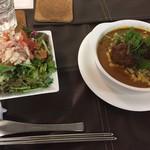 currydinnings garam - 赤ドリア