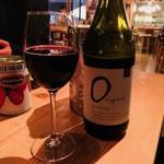 ワインの酒場。ディプント - 辛口ランブルスコ(2,980円)