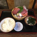 77315684 - タカマル定食(1,080円)