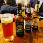 Bistro ひつじや - 世界のビールが勢ぞろい!