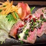 鈴喜福太郎 - 自家製ローストビーフ