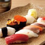 おたる政寿司 - 料理写真:ランチ:菊2,500円